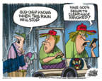 Cartoonist Mike Peters  Mike Peters' Editorial Cartoons 2018-08-17 presidential