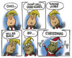 Cartoonist Mike Peters  Mike Peters' Editorial Cartoons 2018-11-29 home