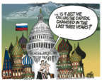 Cartoonist Mike Peters  Mike Peters' Editorial Cartoons 2019-08-29 legislation