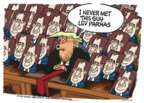 Cartoonist Mike Peters  Mike Peters' Editorial Cartoons 2020-01-16 congressional scandal
