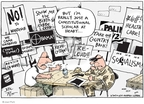 Cartoonist Joel Pett  Joel Pett's Editorial Cartoons 2010-03-30 Constitution