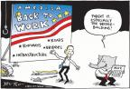 Cartoonist Joel Pett  Joel Pett's Editorial Cartoons 2010-09-08 2010 election