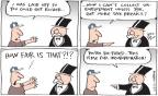 Cartoonist Joel Pett  Joel Pett's Editorial Cartoons 2010-12-06 tax increase