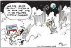 Cartoonist Joel Pett  Joel Pett's Editorial Cartoons 2011-01-16 gay military