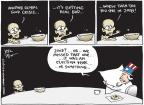 Cartoonist Joel Pett  Joel Pett's Editorial Cartoons 2011-02-17 2008 election