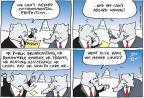 Cartoonist Joel Pett  Joel Pett's Editorial Cartoons 2011-02-24 labor