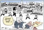 Cartoonist Joel Pett  Joel Pett's Editorial Cartoons 2011-03-08 labor