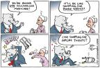 Cartoonist Joel Pett  Joel Pett's Editorial Cartoons 2011-05-10 federal budget