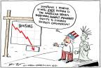 Cartoonist Joel Pett  Joel Pett's Editorial Cartoons 2011-06-01 dream