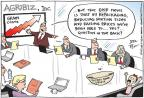 Cartoonist Joel Pett  Joel Pett's Editorial Cartoons 2011-07-10 news