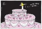 Cartoonist Joel Pett  Joel Pett's Editorial Cartoons 2012-01-05 ring