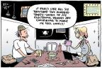 Cartoonist Joel Pett  Joel Pett's Editorial Cartoons 2012-04-27 Facebook