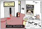 Cartoonist Joel Pett  Joel Pett's Editorial Cartoons 2012-07-22 movie