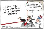 Cartoonist Joel Pett  Joel Pett's Editorial Cartoons 2012-07-24 movie