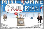 Cartoonist Joel Pett  Joel Pett's Editorial Cartoons 2012-08-30 Paul Ryan