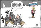 Cartoonist Joel Pett  Joel Pett's Editorial Cartoons 2013-01-23 Congress