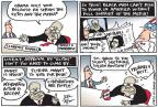 Cartoonist Joel Pett  Joel Pett's Editorial Cartoons 2013-05-08 supreme court judge