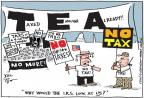 Cartoonist Joel Pett  Joel Pett's Editorial Cartoons 2013-05-14 tax review
