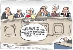 Cartoonist Joel Pett  Joel Pett's Editorial Cartoons 2013-06-05 soldier