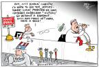 Cartoonist Joel Pett  Joel Pett's Editorial Cartoons 2013-08-02 senator