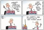 Cartoonist Joel Pett  Joel Pett's Editorial Cartoons 2013-08-09 senator