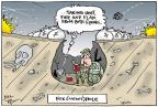 Cartoonist Joel Pett  Joel Pett's Editorial Cartoons 2013-09-25 senator