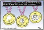 Cartoonist Joel Pett  Joel Pett's Editorial Cartoons 2013-10-16 senator