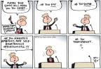 Cartoonist Joel Pett  Joel Pett's Editorial Cartoons 2013-11-01 senator