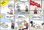 Cartoonist Joel Pett  Joel Pett's Editorial Cartoons 2013-11-05 bone