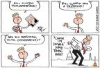 Cartoonist Joel Pett  Joel Pett's Editorial Cartoons 2014-02-11 senator