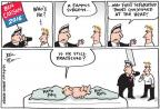 Cartoonist Joel Pett  Joel Pett's Editorial Cartoons 2014-03-11 senator