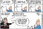 Cartoonist Joel Pett  Joel Pett's Editorial Cartoons 2014-03-12 working woman