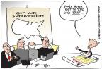 Cartoonist Joel Pett  Joel Pett's Editorial Cartoons 2014-03-18 senator