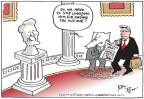 Cartoonist Joel Pett  Joel Pett's Editorial Cartoons 2014-04-02 Vladimir