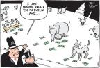 Cartoonist Joel Pett  Joel Pett's Editorial Cartoons 2014-04-18 Congress