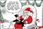 Cartoonist Joel Pett  Joel Pett's Editorial Cartoons 2014-11-30 Christmas