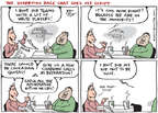 Cartoonist Joel Pett  Joel Pett's Editorial Cartoons 2015-03-27 NCAA