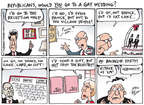 Cartoonist Joel Pett  Joel Pett's Editorial Cartoons 2015-04-29 bachelor