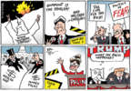 Cartoonist Joel Pett  Joel Pett's Editorial Cartoons 2016-03-06 Sarah Palin
