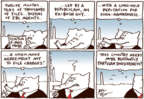 Cartoonist Joel Pett  Joel Pett's Editorial Cartoons 2016-07-08 2016 election Jeb Bush