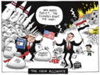 Cartoonist Joel Pett  Joel Pett's Editorial Cartoons 2017-06-06 climate