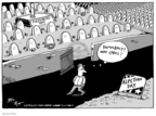 Cartoonist Joel Pett  Joel Pett's Editorial Cartoons 2002-05-28 Memorial Day