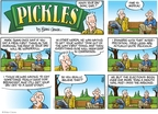 Cartoonist Brian Crane  Pickles 2008-12-14 2008 debate