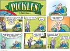 Cartoonist Brian Crane  Pickles 2009-03-01 cookie