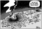 Cartoonist Dwane Powell  Dwane Powell's Editorial Cartoons 2009-10-12 president