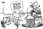 Cartoonist Dwane Powell  Dwane Powell's Editorial Cartoons 2005-03-15 Congress