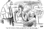 Cartoonist Dwane Powell  Dwane Powell's Editorial Cartoons 2004-10-27 animal