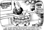 Cartoonist Dwane Powell  Dwane Powell's Editorial Cartoons 2005-03-15 United States