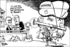 Cartoonist Dwane Powell  Dwane Powell's Editorial Cartoons 2006-01-30 president