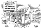 Cartoonist Dwane Powell  Dwane Powell's Editorial Cartoons 2006-03-31 round